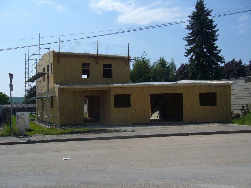 Constructeur maison ossature bois maison en bois bbc for Constructeur de maison ossature bois en lorraine