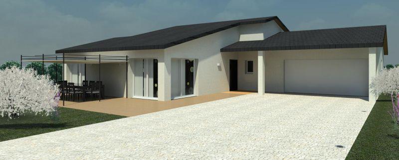 Maison en brique, maison passive, RT2012 Nancy Lorraine - Biobati Lorraine